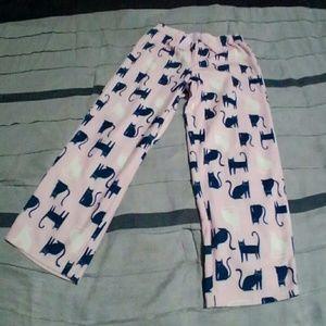NWOT Carter's Cat Pajama Bottoms